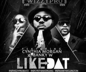 WizzyPro - Like That Ft. Banky W & Cynthia Morgan